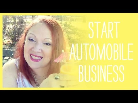 5 Things to Know Before You Start Your Automobile Business