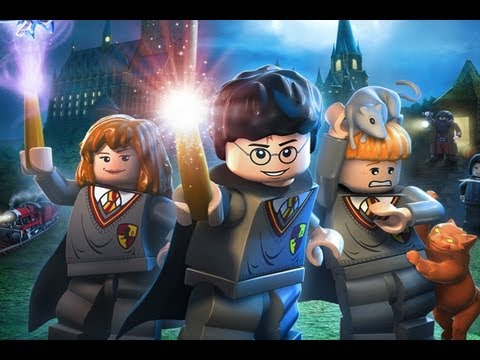 CGRundertow LEGO HARRY POTTER: YEARS 1-4 for Xbox 360 Video Game Review
