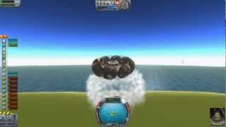 Kerbal Space Program - UFO