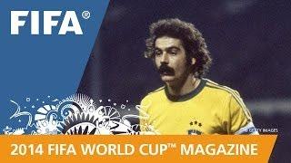 The skills, the free-kicks, the mustache of Rivelino