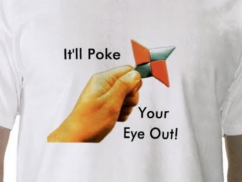 Poke Your Eye Out! - Rob's World