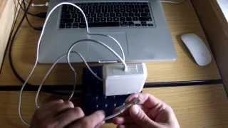 Зарядка MacBook без зарядки (хардкор версия) - TubeoVo.com