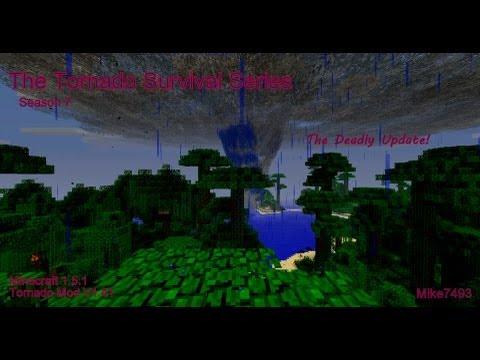 The Tornado Survival Series! ~Season 7, Episode 2 (Two Hidden Monsters 0.o)