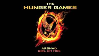 "Arshad ""Girl On Fire"" - The Hunger Games"