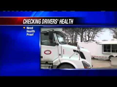 0 Oklahoma Must Begin Checking Truck Drivers Health