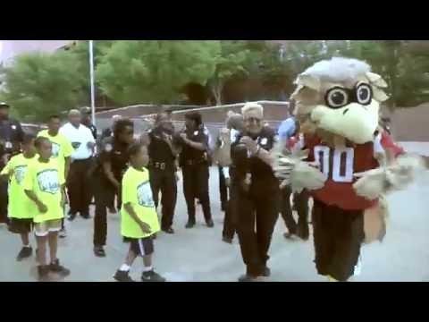 Atlanta Police Issue Running Man Challenge