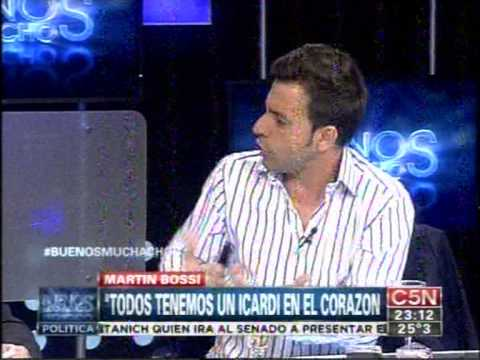 C5N - BUENOS MUCHACHOS: PROGRAMA 23/11/2013 (PARTE 1)