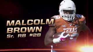 Malcolm Brown highlights [Jan. 15, 2015]
