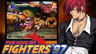 Kof 97 Plus para Android (Tiger Arcade)
