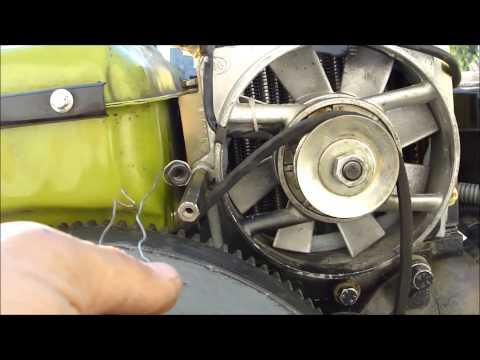 Минитрактор из китайского двигателя своими руками