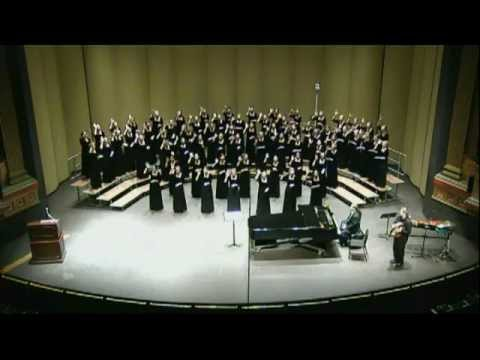 W.T. Woodson High School Select Women's Ensemble