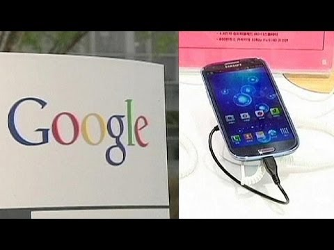 Google and Samsung in new patent deal - corporate