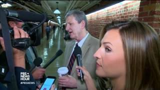 Key senators resist Republicans' 'skinny' Obamacare repeal