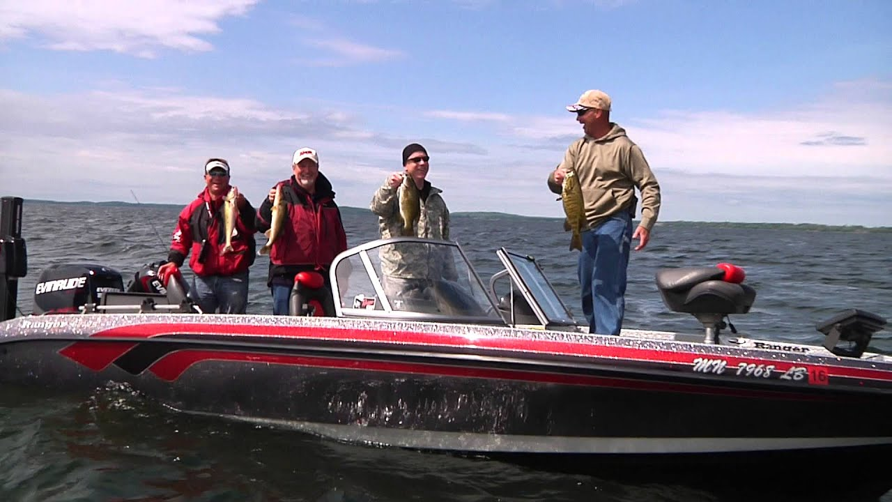 mille lacs lake 2016 regulations reaction fishing dome