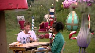 Ferry Corsten - Interview at Tomorrowland 2012