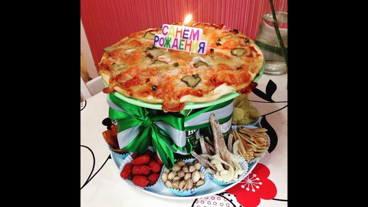 Пицца на день рождения своими руками 89