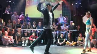 Siberian Dancehall Contest 2013 - 1/8 final Michel' (win) vs Muchacha
