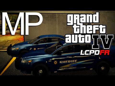 GTA 4 LCPDFR MP Chases - Episode 6 - Slow Pursuit!