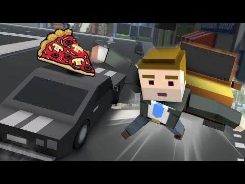 УГАРНАЯ ДОСТАВКА ПИЦЦЫ! - Crash World