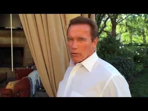 Celebrate the Audio Launch of 'I' with Arnold Schwarzenegger on September 15