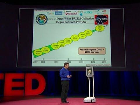 Edward Snowden: PRISM not just about metadata