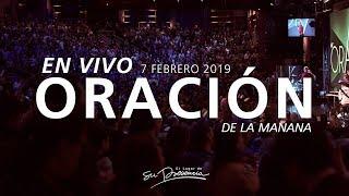 🔴 Oración de la mañana (Música Cristiana) - 7 Febrero 2019 - Su Presencia