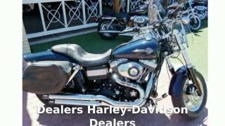 2008 Harley-Davidson Dyna Glide Fat Bob - Review, Features - motosheets