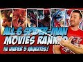 All 6 Spider Man Movies Ranked From Worst To Best In Under 5 Minutes mp3