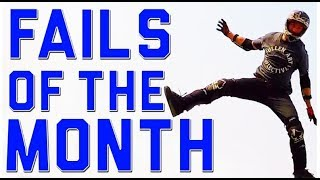 FAIL ARMY-FAILS OF THE MONTH PARKOUT