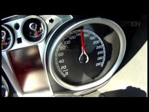 245 km/h en Ford Focus RS500 (Option Auto)