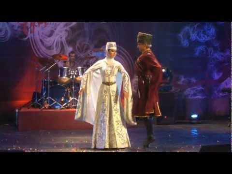 Хевсурский танец ансамбль сармат худ рук эдуард гугкаев