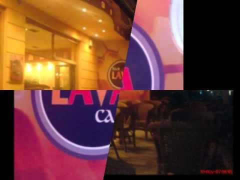 lava cafe kalithea halkidiki