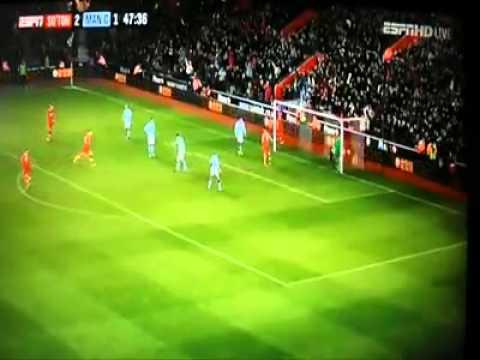 Gareth Barry's own goal beauty