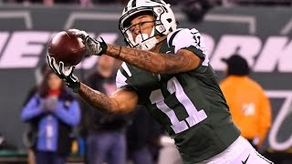 Robby Anderson rookie highlights ||New York Jets 2016-2017||