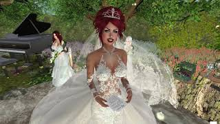 Storm and Bee Second Life Wedding - 8.5.17