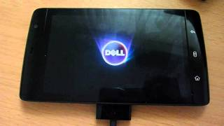 Dell Streak 5 crash and restart again and again