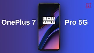 OnePlus 7 Pro 5G CONFIRMED With Insane Display!