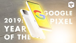 GOOGLE is THE MOST INNOVATIVE & REVOLUTIONARY Smartphone Company of 2019. The Pixel 4 Proves it.