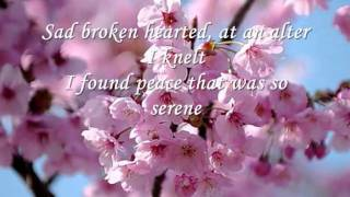 Learning To Lean On Jesus With Lyrics By Lyn Alejandrino Hopkins.wmv