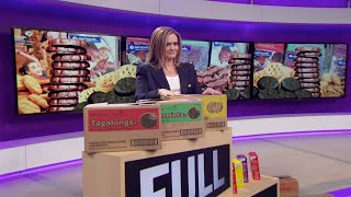 The Archbishop Vs. The Girl Scouts | Full Frontal with Samantha Bee | TBS
