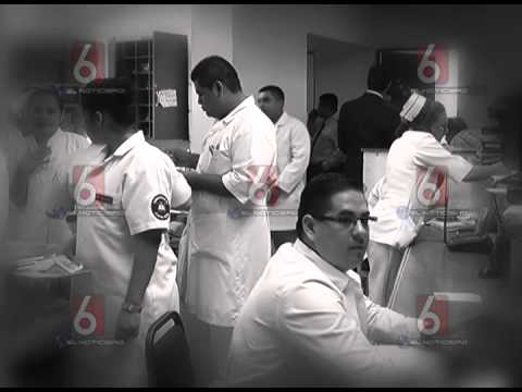 Naufrago José Salvador Alvarenga esta hospitalizado @emilio_coreatcs