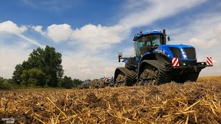 *NEW* New Holland T9.560 on SmartTrax (ATI Tracks) | Köckerling Vector