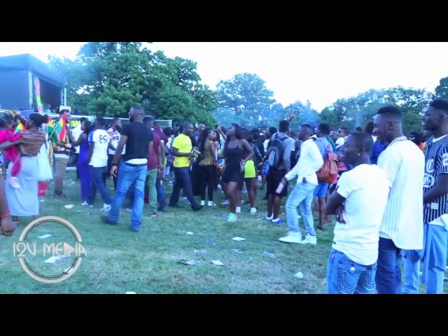 JAYCEE 'Ghana Party In The Park Takeover' KEREWA