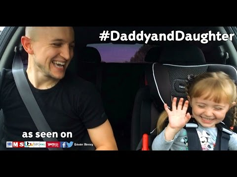 Official #DaddyandDaughter singing
