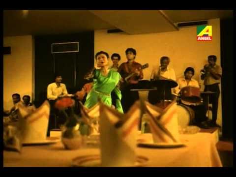 Eai Raat Niba Jale - Tapas Pal & Debasree Roy - Nishantey video