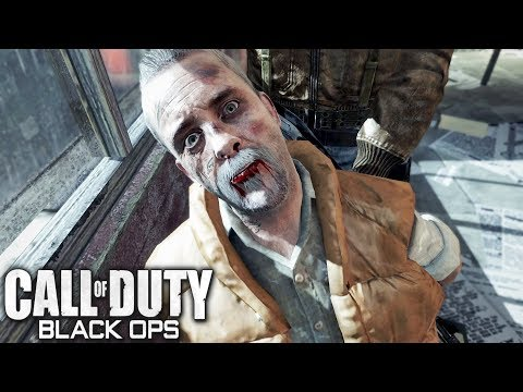 Call of Duty Black Ops The Numbers Mission Gameplay Veteran