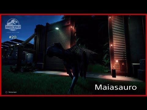 Geldsorgen - Ich muss Clickbait bei Zuschauern machen / Jurassic World Evolution 020