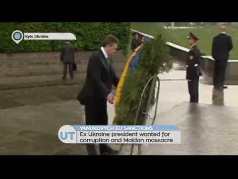 Yanukovych EU Sanctions: Ex President of Ukraine wanted for corruption and Maidan massacre