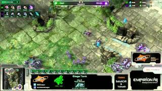 DSCL IL - [LLLsc2]MSIBlinQQ vs. [Drz]Daax - Game 2