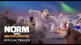 NORM OF THE NORTH: KING SIZED ADVENTURE - On Blu-ray Combo Pack, DVD, and Digital June 11!